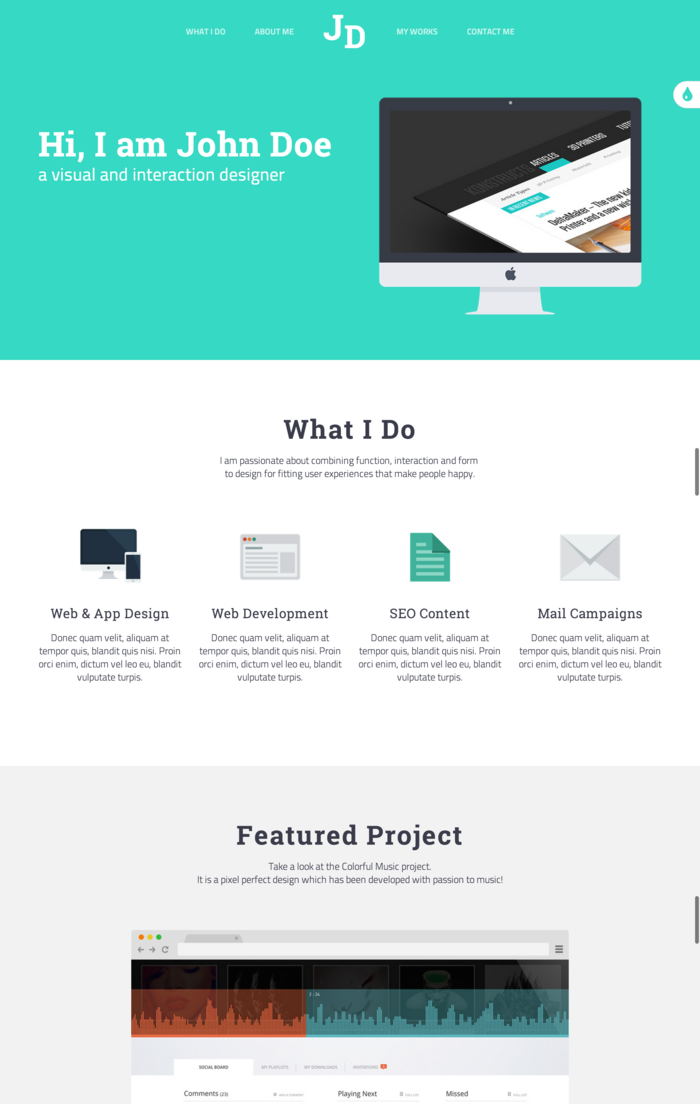 Turn A Bootstrap Theme Into A Manageable Content Website In No Time