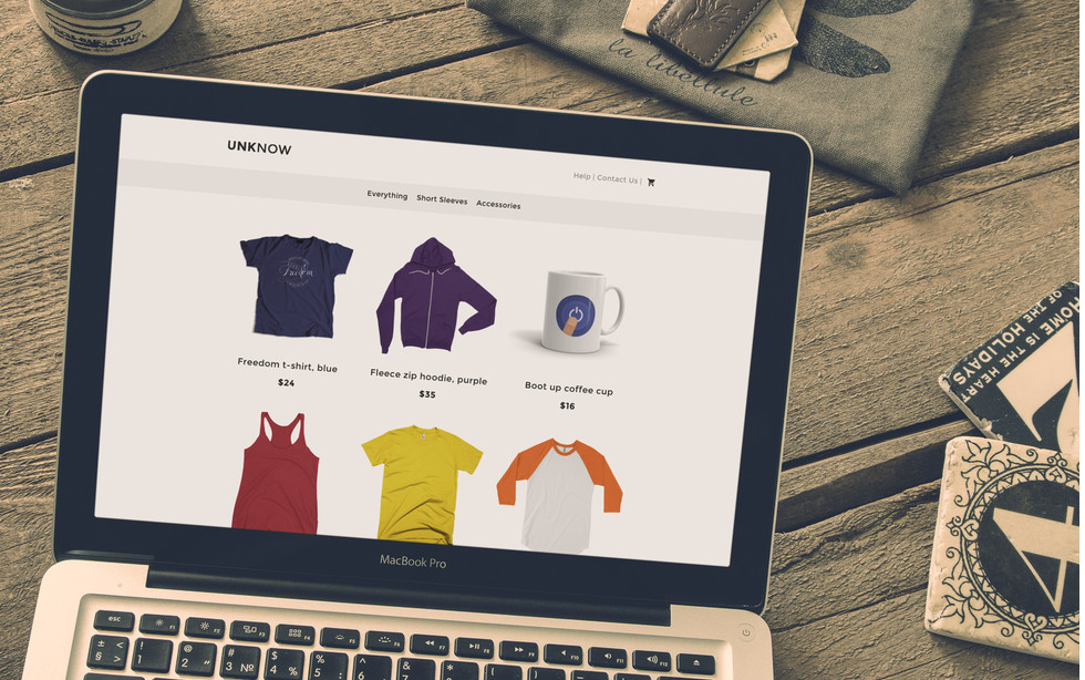 Sample eCommerce Site with Snipcart in Node js | prismic Io